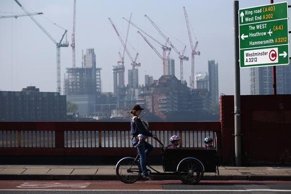 Views Of The Ever Changing London Skyline   Human Impact on the Physical Environment   Geography