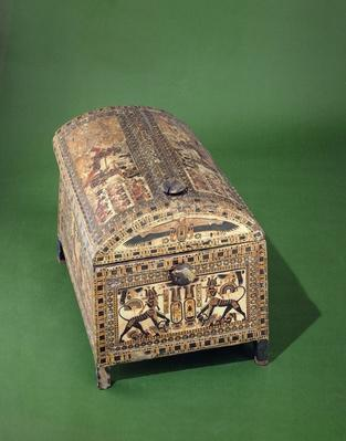 Tutankhamun Chest, New Kingdom, c.1340 BC
