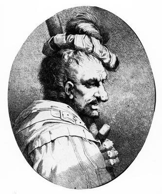 Bardolph, in Henry IV, 1776