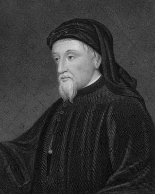 Geoffrey Chaucer, c.1833