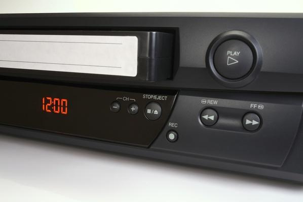 VHS video cassette tape and VCR | Home Entertainment Technologies