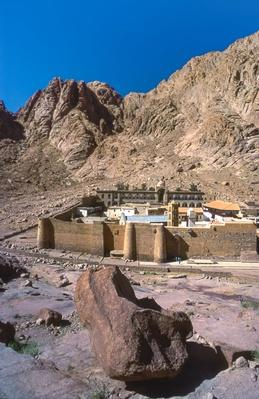 Saint Catherine's Monastery | World Religions: Christianity
