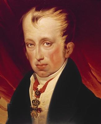 Portrait of Ferdinand I, Emperor of Austria