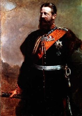 Friedrich III, 19th century