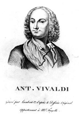 Antonio Vivaldi, c. 1830