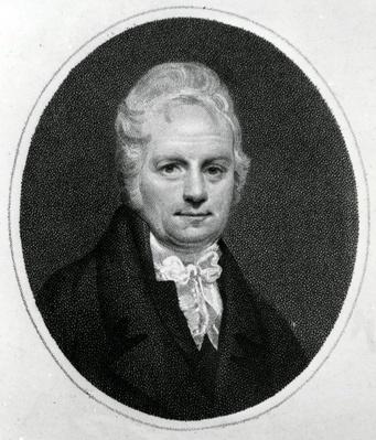Samuel Birch Esq., print made by William Drummond, illustration from 'European Magazine', 1805