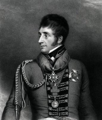 Major General The Honorable Sir William Ponsonby, 1817
