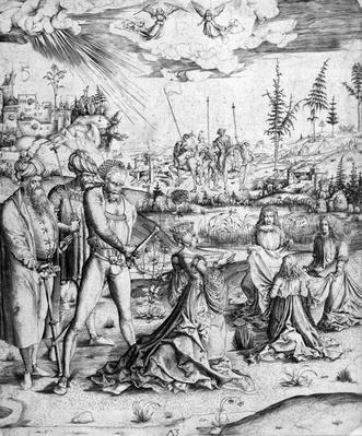The Martyrdom of St. Catherine, c.1500-03