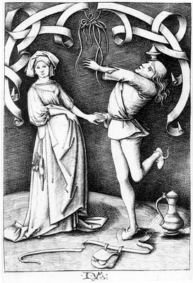 The Juggler and the Woman, c.1495-1503