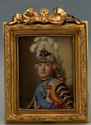 Portrait of Count Grigory Grigoryevich Orlov, c.1770