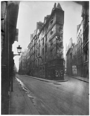 Rue de Seine and Rue de l'Echaude, Paris, c.1900
