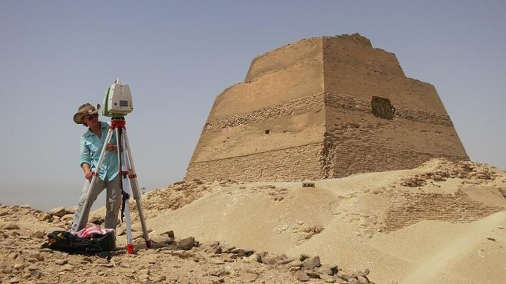 Ancient Pyramids, Modern Technology | Time Scanners: Egypt: Chapter 3
