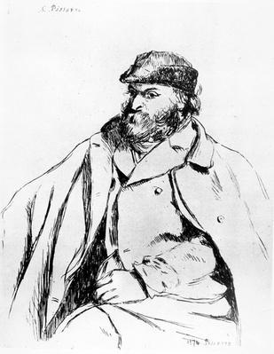 Self-Portrait, 1874