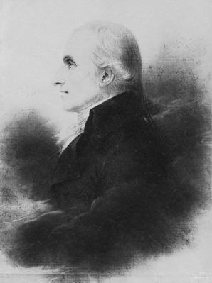 Portrait of Antonio Canova