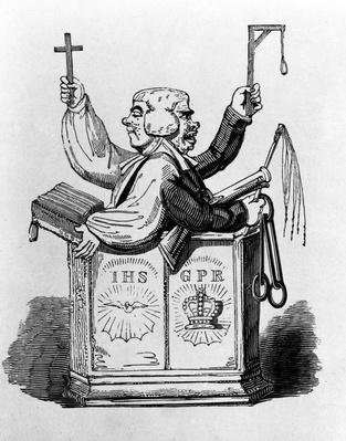 The Clerical Magistrate, 1819