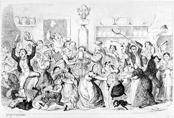 New Harmony - All Owin' - No payin', 1845