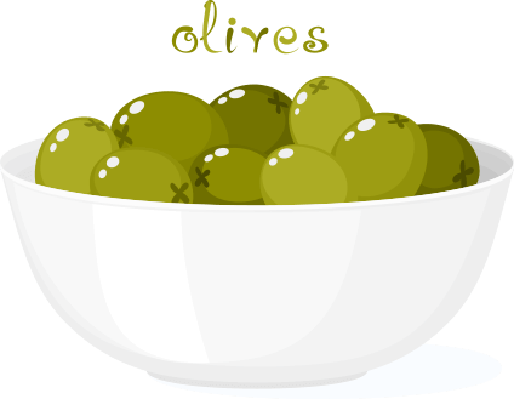 Olives In Bowl | Health and Nutrition