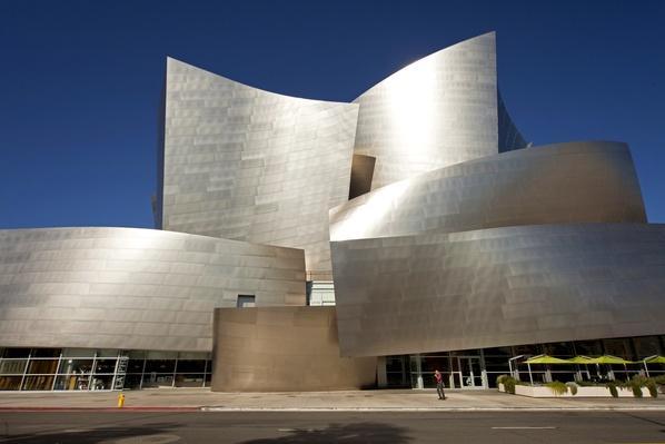 Walt Disney Concert Hall | Famous American Architecture
