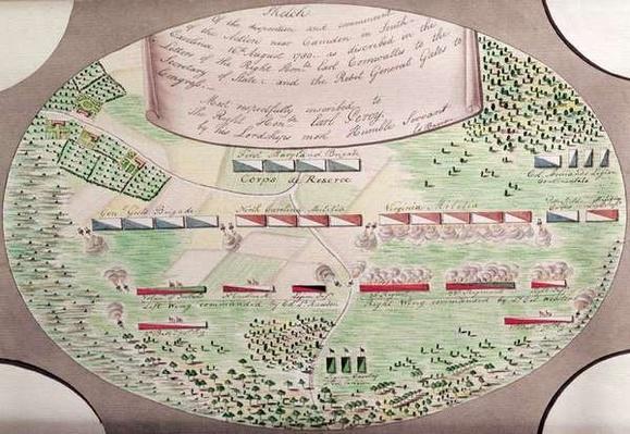 Battle of Camden, 1780
