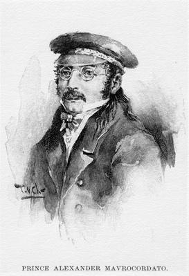Prince Alexander Mavrocordato