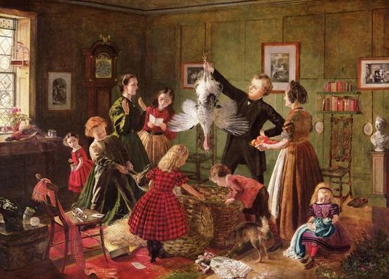 The Christmas Hamper