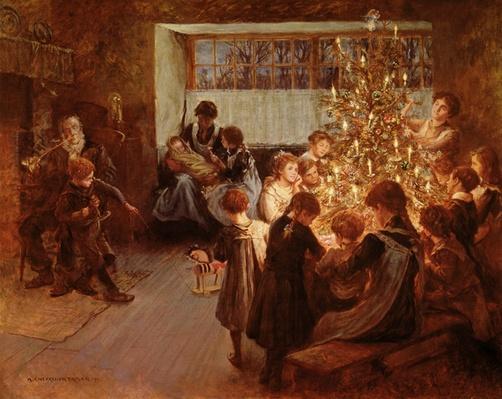 The Christmas Tree, 1911
