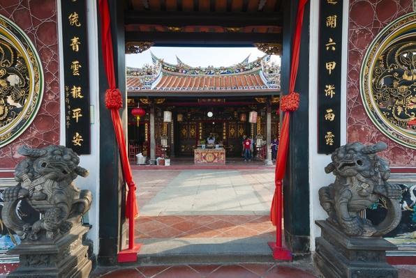 Kuil Cheng Hoon teng Temple, Melaka (Malacca) | World Religions: Confucianism