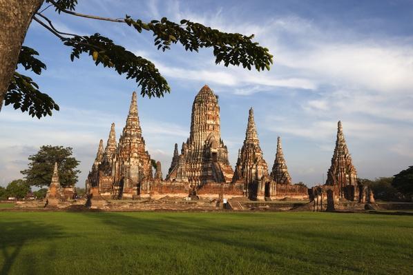 Wat Chaiwatthanaram, Ayutthaya | World Religions: Buddhism