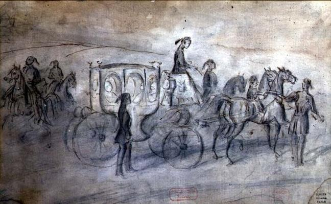 The Sultan's Carriage, 19th century