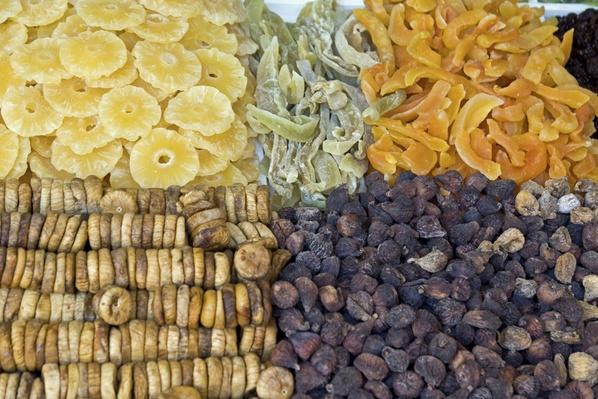Dry Fruit at Market | Earth's Resources
