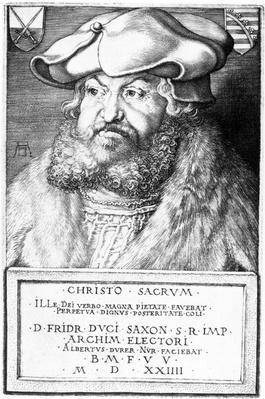 Frederick III, Elector of Saxony, 1524