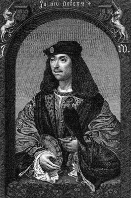 King James IV of Scotland, 1796