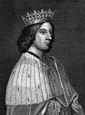King James III of Scotland, 1796