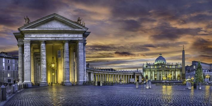 Vatican City (Rome) | World Religions: Christianity