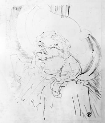Beno�t-Constant Coquelin as Cyrano de Bergerac, 1898