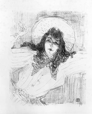 May Belfort, 1898