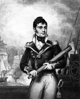 Sir William Hoste, c.1833