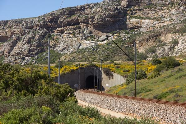 The railway tunnel | Human Impact on the Physical Environment | Geography