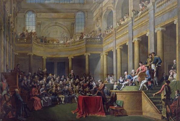The Committee of Lyon, 26th January 1802, 1808