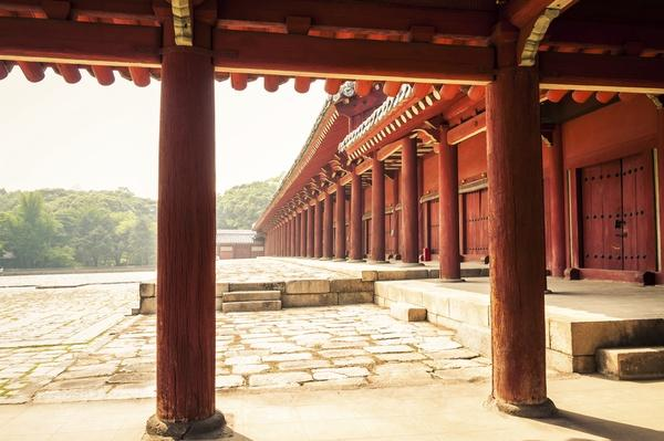 Jongmyo Shrine | World Religions: Confucianism