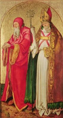 Saint Simeon and Saint Lazarus, c.1503