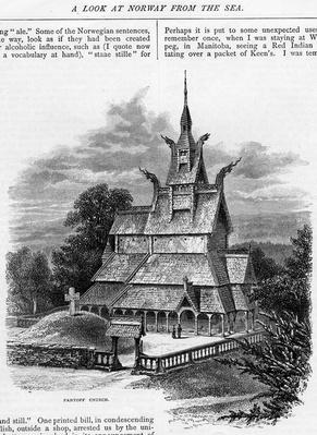 Fantoff Church