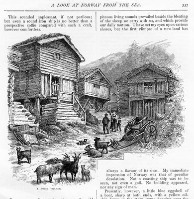 A Norse Village