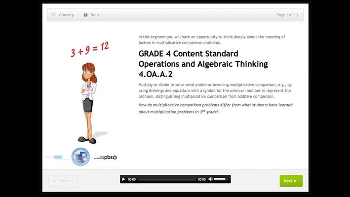 Operations and Algebraic Thinking - Grade 4 - 4.OA.A.2