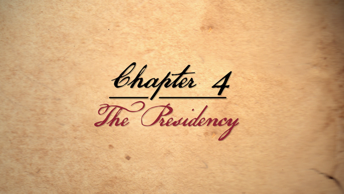 "Founding Principles | ""The Presidency"""