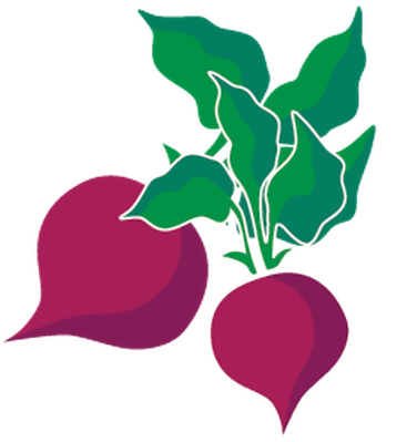 Produce From The Garden Icon Set of 10   Clipart