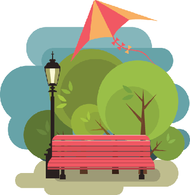 Bench for Rest | Clipart