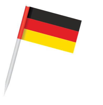 Popular Flags - Germany | Clipart