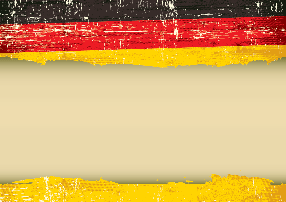 Scratched Flag: Germany | Clipart