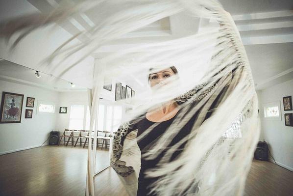 Flamenco Dancer La Tania Began Dancing in Mallorca, Spain   Global Oneness Project
